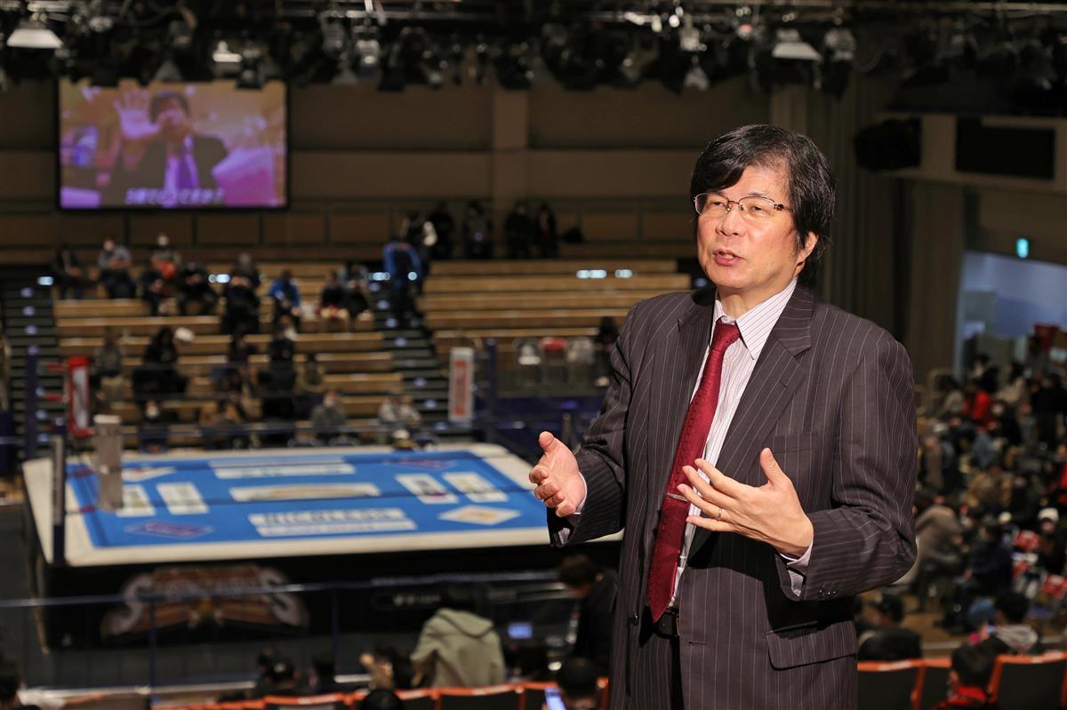 【話の肖像画】ブシロード会長、新日本プロレスオーナー・木谷高明(60)(1)「商売」で…