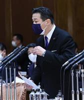 立民・福山幹事長、海洋放出ありきと批判 「探求すべきだ」