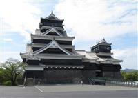 熊本地震から5年 爪痕残る熊本城、天守閣は一般公開も城全体の復旧は道半ば