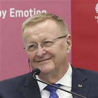 IOCのコーツ調整委員長「五輪必ず開催」と断言