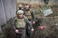 露、欧米の出方見極め ウクライナ緊張、軍事行動の可能性も