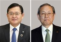 東芝の車谷社長が辞任、買収提案めぐり経営対立 後任は綱川会長