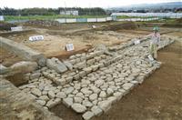 橘諸兄創建の五重塔か 奈良時代の基壇跡が出土 京都・井手寺跡