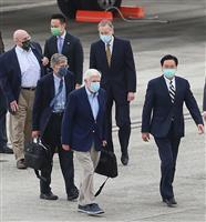米政権派遣のアーミテージ氏ら台湾入り 15日に蔡総統と会談