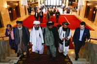 タリバン、米軍撤収延期に反発必至 和平交渉にも暗雲