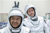宇宙で水再生技術を実証 22日出発の星出飛行士