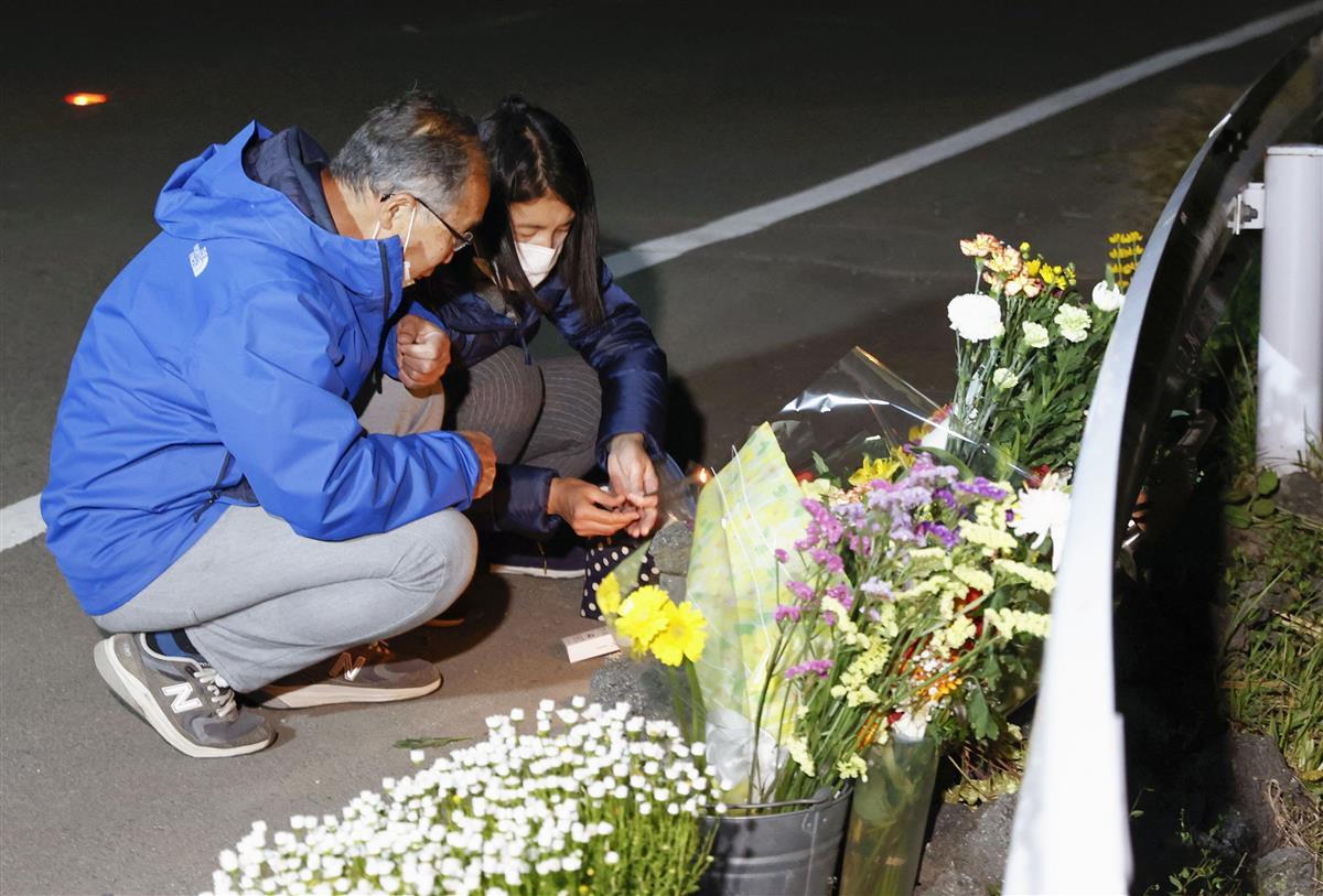 阿蘇大橋崩落で息子亡くした両親 変わる景色、変わらぬ悲しみ 熊本地震5年