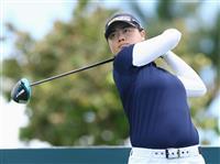 笹生が2位に2打差首位守る 渋野41位 米女子ゴルフ第2日