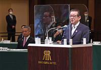 維新・松井代表、衆院選出馬重ねて否定 栃木5区は新人辞退