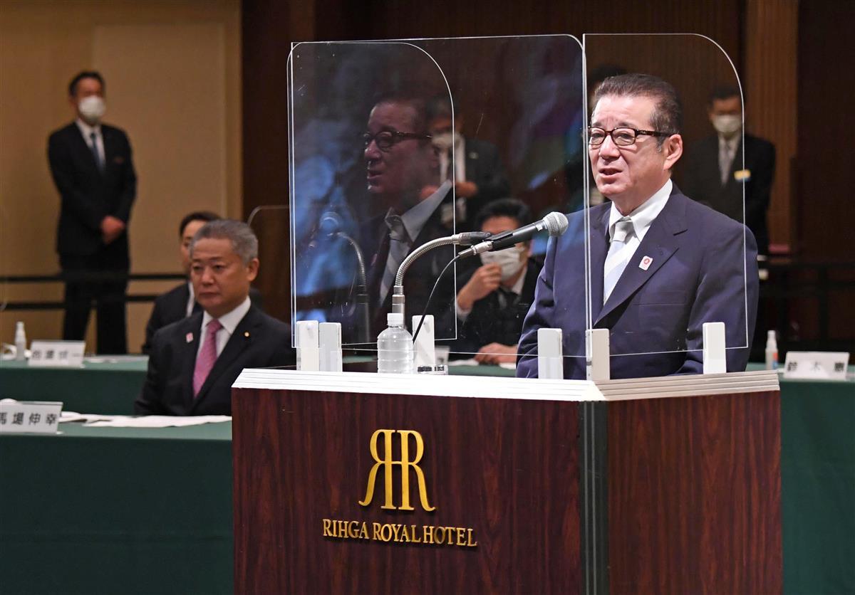 日本維新「大改革で所得向上」 ポスト都構想、看板急務 党大会で活動方針採択