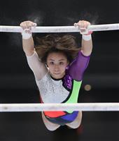 体操女子の村上 貫禄2連覇も「平均台のミスが悔やまれる」 全日本選手権