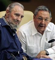 キューバ カストロ統治に幕 弟ラウル氏退任を表明