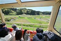窓ガラスのない列車旅が人気 千葉・小湊鉄道が週末中心に運行