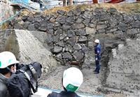 【歴史、そうだったのか】低湿地に築かれた江戸の「象徴」 最古級石垣に秘められた苦心と工…