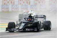 荒れたレースで盤石の走り ホンダのフェルスタッペン F1第2戦