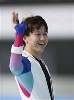 スピードスケートの村上右磨、北京「金」射程 「夏場から集中して」