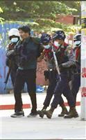 拘束の邦人記者を刑務所に移送 ミャンマー国軍
