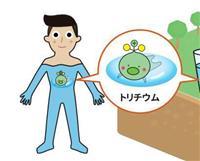 処理水のトリチウム「キャラ化」で謝罪 平沢復興相