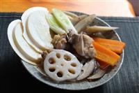 【料理と酒】青森県八戸のせんべい汁