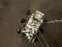 火星で酸素生成「人類移住へ一歩」 NASAの探査車