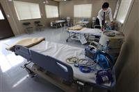コロナ急患の待機所設置 大阪、搬送の支障防ぐ