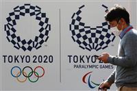 IOC会長、緊急宣言の影響を否定 「五輪と無関係」