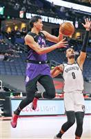 NBAの渡辺雄太、変わらず堅実プレー 4連勝支える