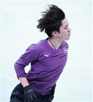 宇野、フリーは名曲ボレロ フィギュアの五輪シーズン