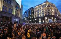 露全国デモで1700人超拘束 ナワリヌイ氏釈放求め 政権側、強硬姿勢鮮明に