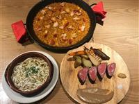 福島の新鮮魚介でスペイン料理 素材にほれ込み、新メニュー提供 都内の人気パエリア店「エ…