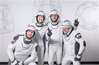 星出さん搭乗の米新型宇宙船が打ち上げ