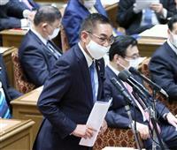 「ロックダウンの必要性の議論を」維新・遠藤氏が問題提起