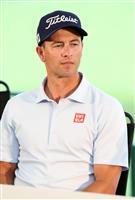 元世界ランク1位スコットは東京五輪不参加 男子ゴルフ