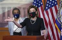 お目当ては連邦議員?「首都ワシントンを州に」下院で法案可決 上院2人増に、民主党有利