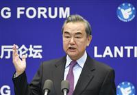 「中国にも民主ある」王毅外相が反論