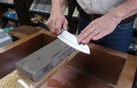 天然砥石の研ぎ味と切れ味を追求した高品質の人造砥石