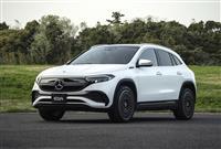 メルセデスが新型EV発売 小型SUVは日本2車種目