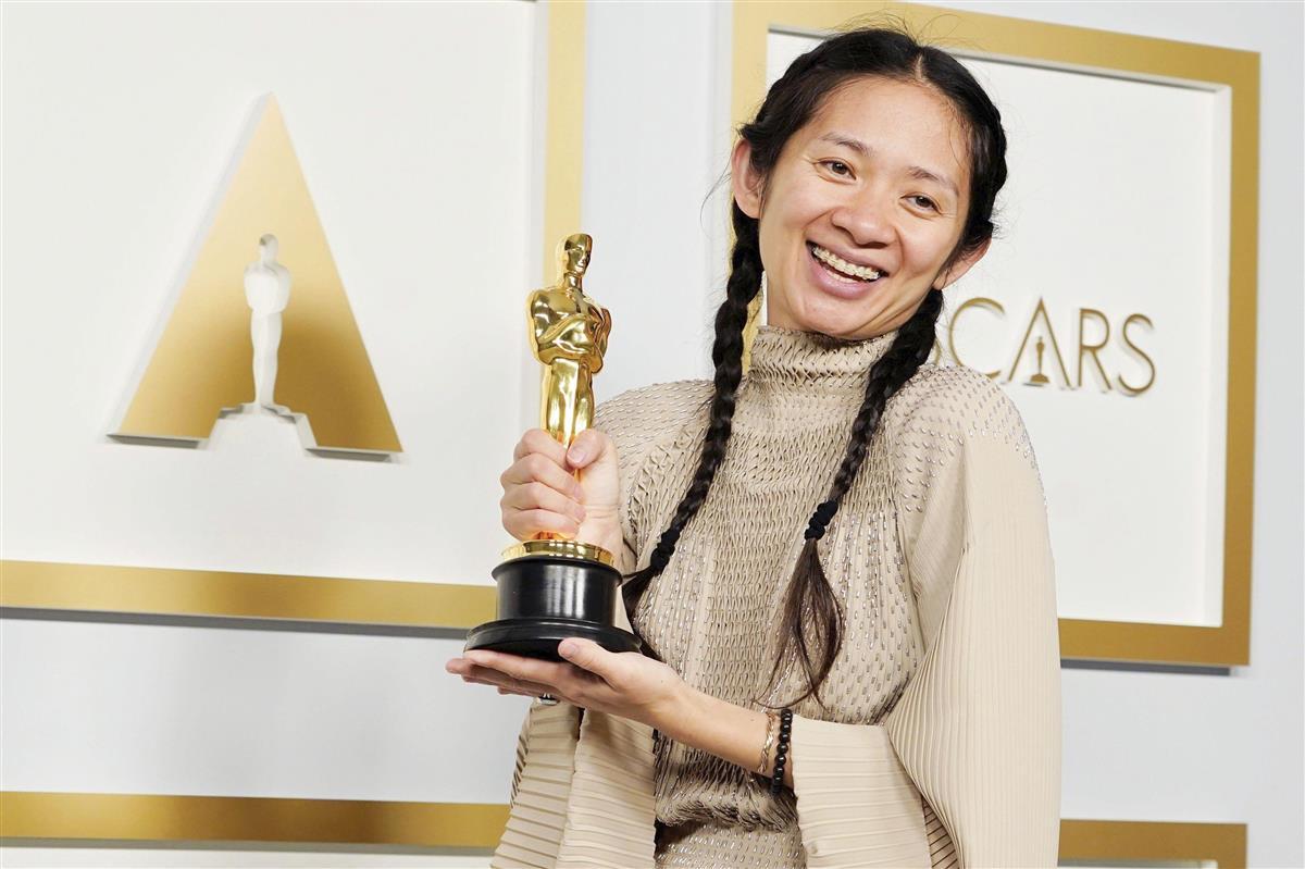 中国、「ノマドランド」のアカデミー賞受賞を速報せず ジャオ監…
