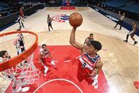 八村、復帰戦で13得点 渡辺は9得点 NBA