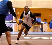 バスケ3人制女子代表候補、男子との練習に手応え 5月に五輪予選