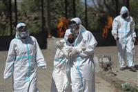 インド感染拡大は「悲痛」 WHO事務局長、支援を強調