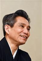 【紫綬褒章】文楽三味線 鶴澤燕三さん(62)