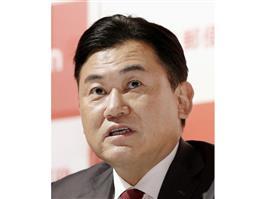 中国IT出資に「問題なし」 楽天・三木谷氏