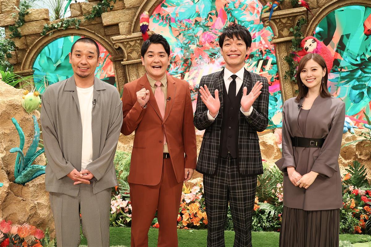 石橋貴明主催伝説のコーナー復活 フジ6年ぶり大型お笑い特番ス…