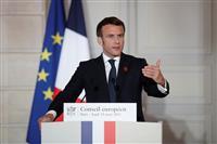 フランス、4段階で封鎖緩和 6月末までの解除目指す
