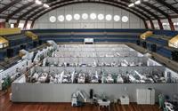 世界の感染者が1億5千万人超 ブラジルでは死者40万人