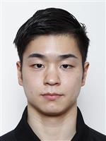 佐合が空手の東京五輪代表 組手67キロ級、篠原との争い制す