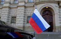 ロシア、EU高官らを入国禁止 関係悪化に歯止めかからず