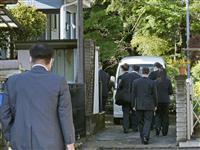 アパート階段崩落の転落死事故で施工業者を家宅捜索 警視庁