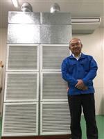 飛沫感染防止の空調システム開発 栃木の田崎設備